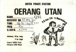 Radio Oerang Utan