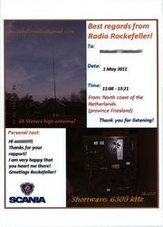 Radio Rockefeller