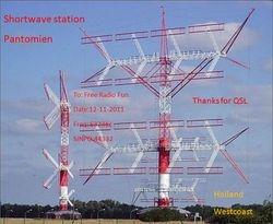Shortwave Station Pantomien
