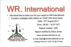 WR.International