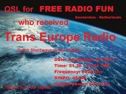 Trans Europe Radio