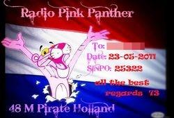 Radio Pink Panther