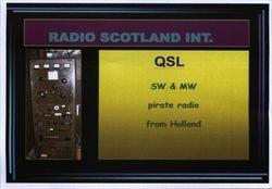 Radio Scotland International