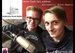 Authentic Rock-Radio