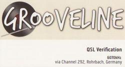 Grooveline (via Channel292)