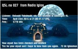 Radio Igloo