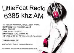 Little Feat Radio