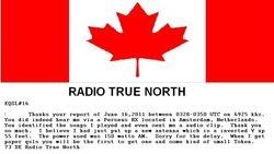 Radio True North