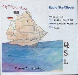 Radio Star Clipper
