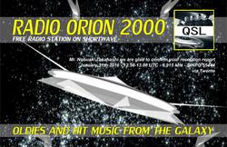 Radio Orion2000