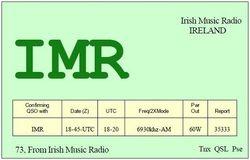 IMR-Irish Music Radio