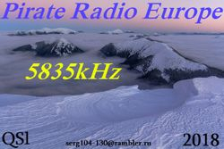 Pirate Radio Europe