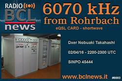 Radio BCL News