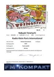 Radio Klein Paris International