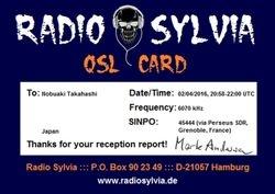 Radio Sylvia (Channel292)