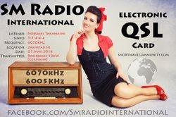 SM Radio International