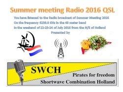 Summer Meeting Radio 2016