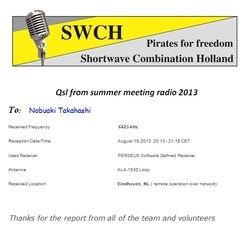 Summer Meeting Radio 2013