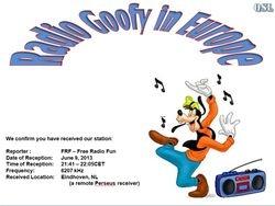 Radio Goofy
