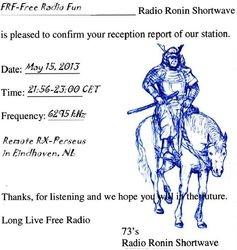 Radio Ronin Shortwave