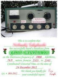 Radio Mistletoe