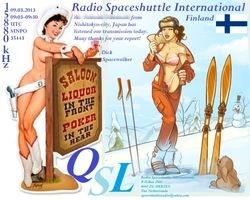 Radio Spaceshuttle International