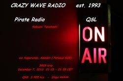 Crazy Wave Radio