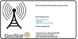 GeoStar Radio