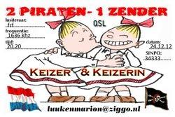 Keizer & Keizerin