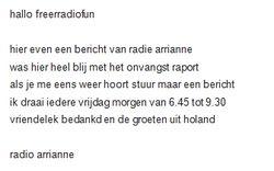 Radio Arrianne