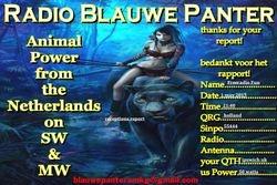 Radio Blauwe Panter