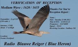 Radio Blauwe Reiger