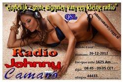 Radio Johnny Camaro