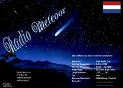 Radio Meteoor