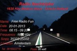 Radio Nachtrijder
