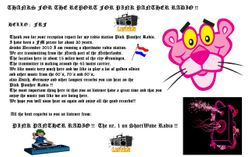 Pink Panther Radio