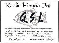 Radio Pirana Internacional