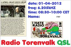Radio Torenvalk