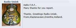 Radio Uniek