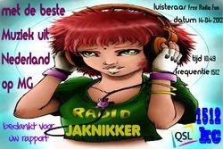 Radio Jaknikker