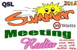 Summer Meeting 2012