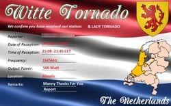 Witte & Lady Tornado