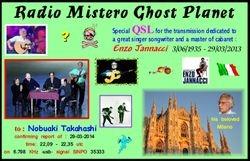Radio Mistero Ghost Planet