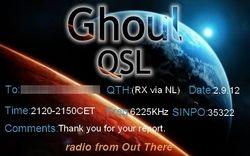 Radio Ghoul