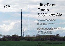 LittleFeat Radio