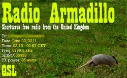 Radio Armadillo