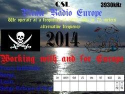 Radio Pirate Europe