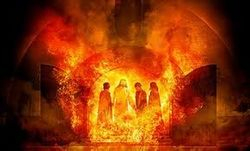 Your fiery trial will be better if you allow Jesus in the midst of it!