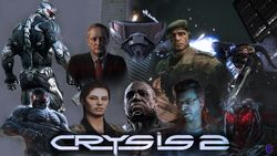 Crysis 2 Exclusive Wallpaper