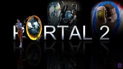 Portal 2 Exclusive Wallpaper